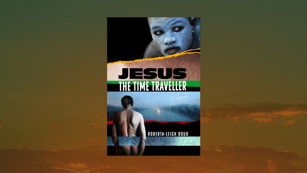featured photo for Jesus the Time Traveller from Ananke Press