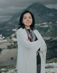 Author Shema Bukhari is from Pakistan
