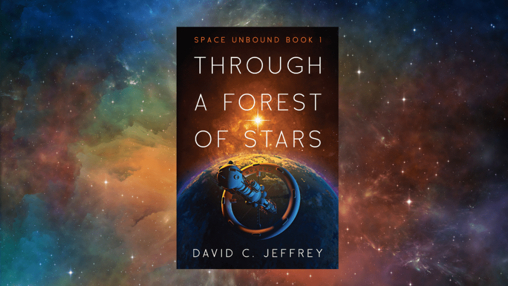 Through a Forest of Stars by David C Jeffrey featured image for book review