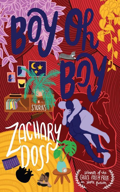 Boy Oh Boy book cover for LGBTQ book list