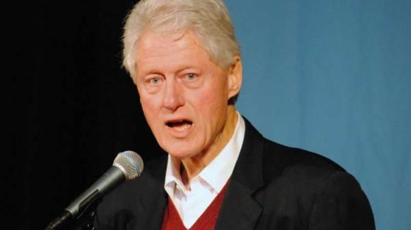 Clinton in Jail