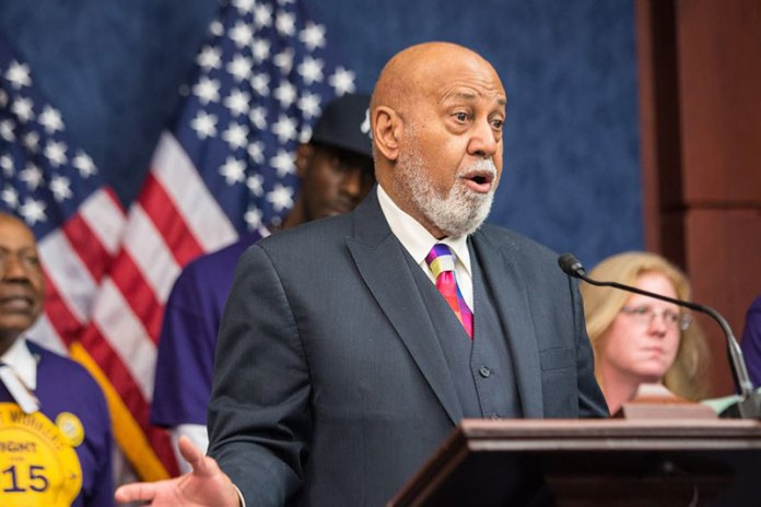 Rep Alcee Hastings