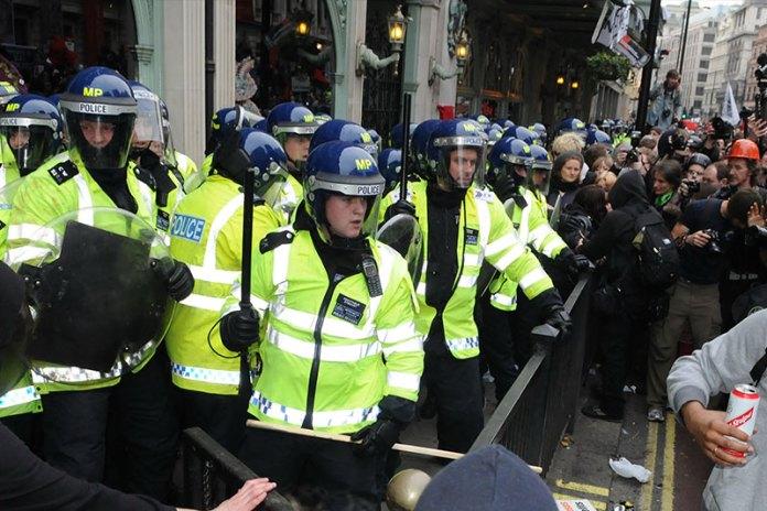 Antifa In UK