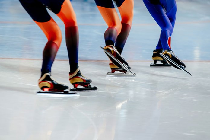 Speed Skaters