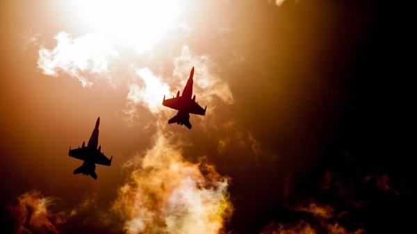 Iran Airstrike