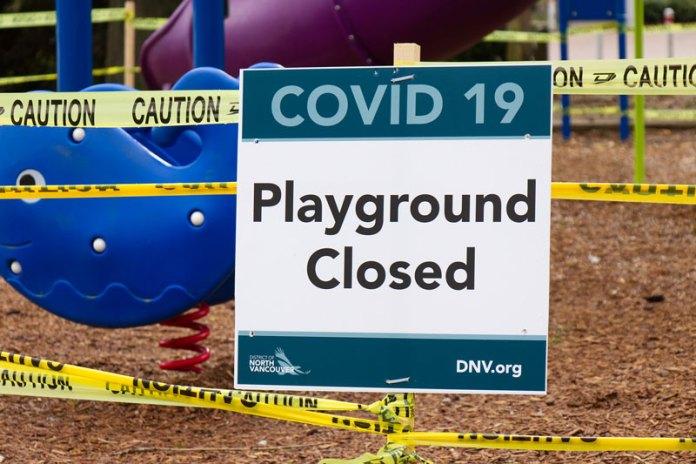 public playground