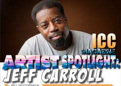 Artist Spotlight: Jeff Carroll