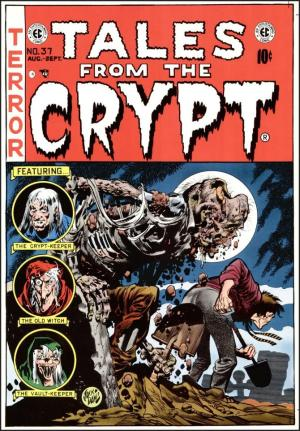Horror Comics: From the Golden Age to the Bronze Age;The Covers