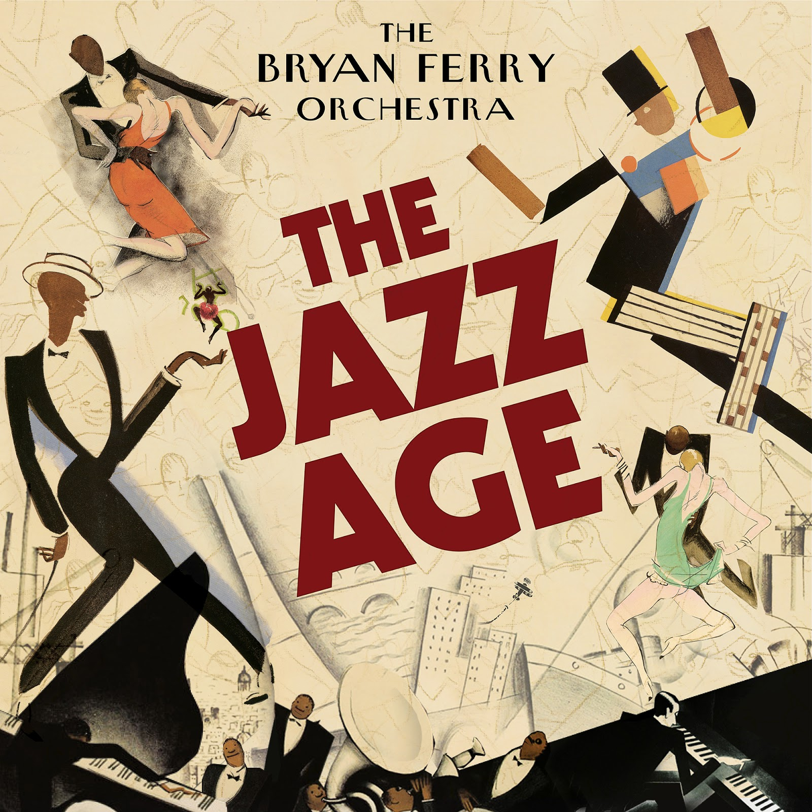 Album Of The Month Of February Bryan Ferry S Orchestra