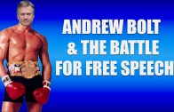 Andrew Bolt & The Battle For Free Speech