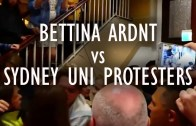 Bettina Arndt takes action against Sydney University protesters