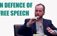 Brendan O'Neill: In Defence of Free Speech