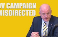 David Leyonhjelm: DV Campaign Misdirected