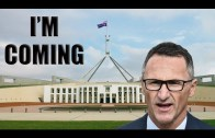 Senator Di Natale Tries to Stop Me Visiting Parliament House