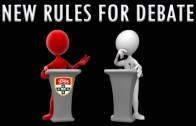Sydney University's New Debating Rules