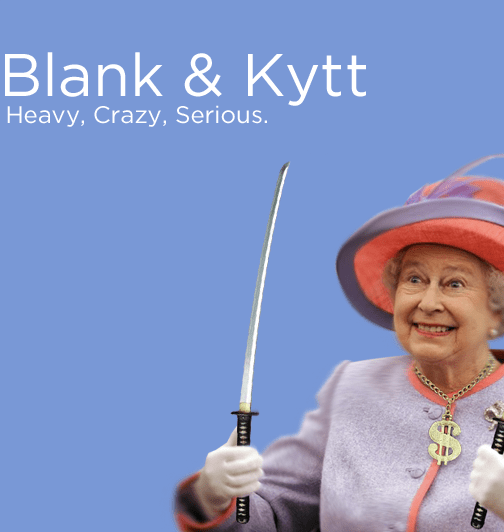 Heavy, Crazy, Serious by Blank & Kytt