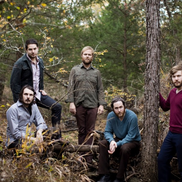 Midlake - Photo by Bil Zelman