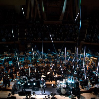 Sigur Rós with the LA Philharmonic
