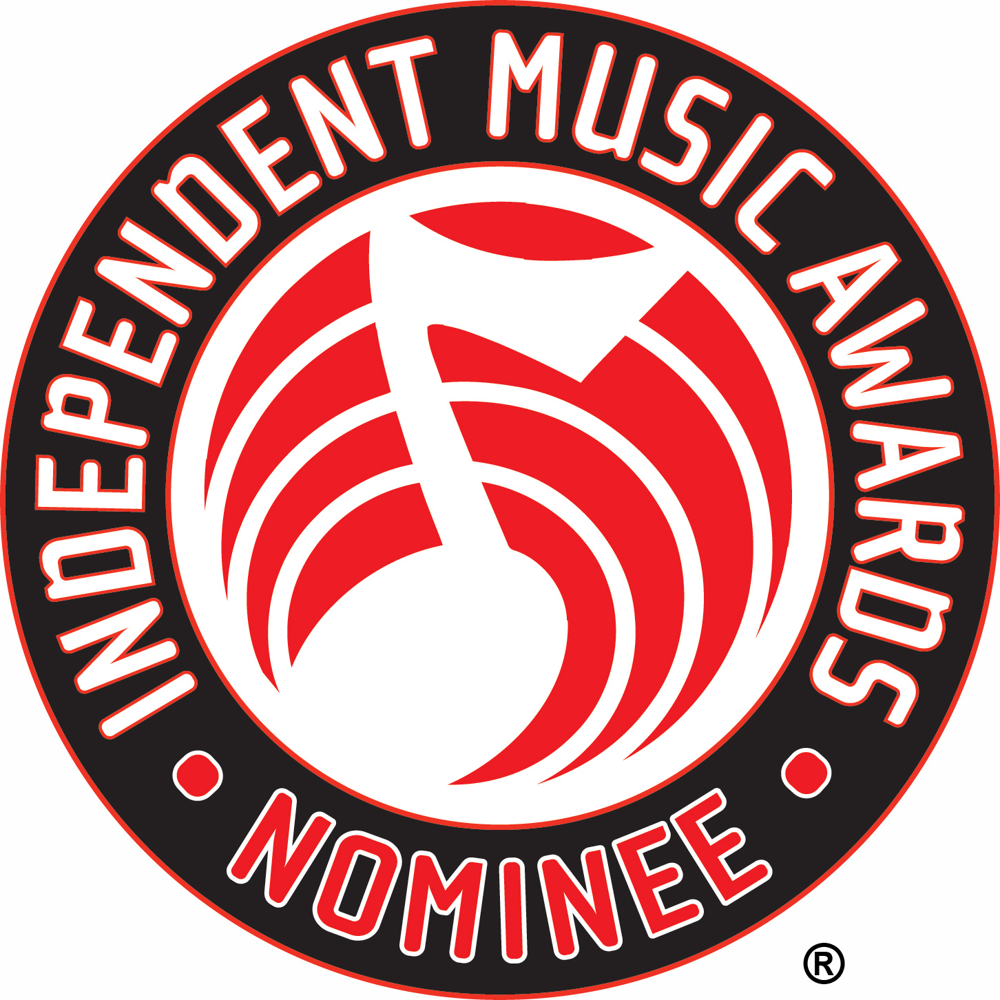 Independent Music Award Nominee Badge