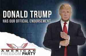 Endorse-Trump