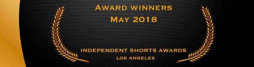 Award Winners May 2018