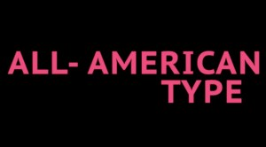 All-American Type