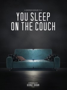 You Sleep On The Couch