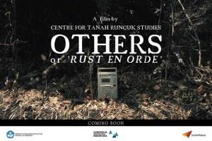 Others or 'Rust en Orde'
