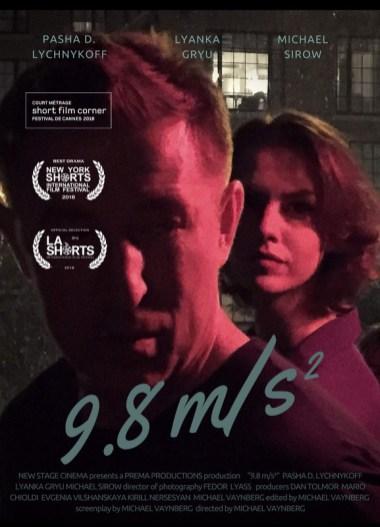 9,8 m/s2