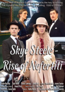 Skye Steele: Rise of Nefertiti
