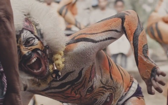 The Tigress Masque