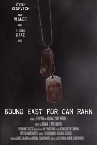 Bound East for Cam Rahn