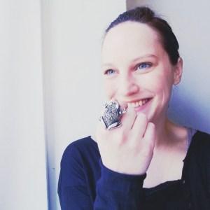 Sarah Goldschmidt, director of Blood, Water & Money