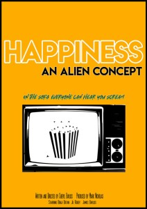 Happiness: An Alien Concept
