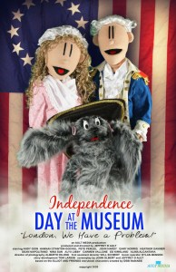 Independence Day at the Museum