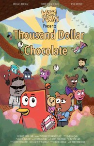 Thousand Dollar Chocolate