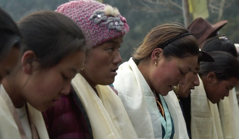 Last Nomads Of Everest