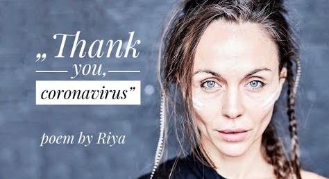 Thank you, Coronavirus