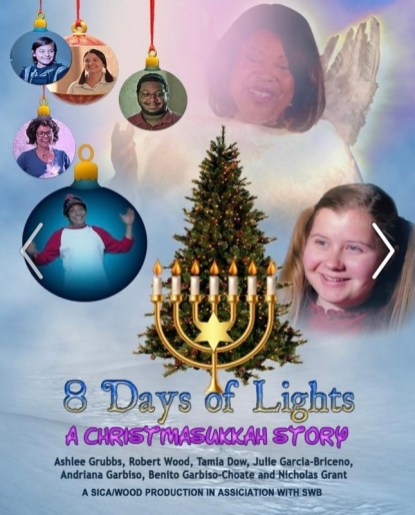 8 Days Of Lights: A Christmasukkah Story