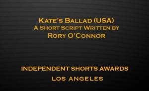 Kate's Ballad
