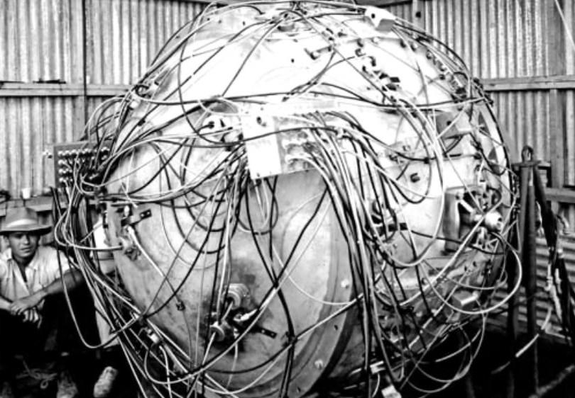 Alamogordo, Center of the World, Trinity 1945