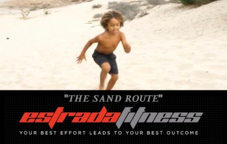 The Sand Route