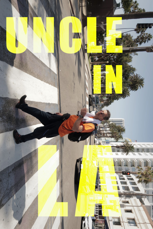 Uncle in L.A.