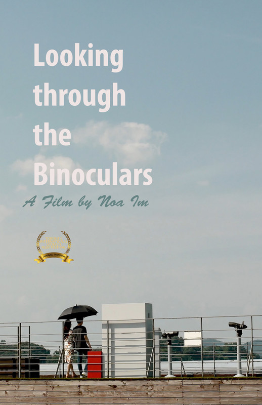 Looking Through The Binoulars