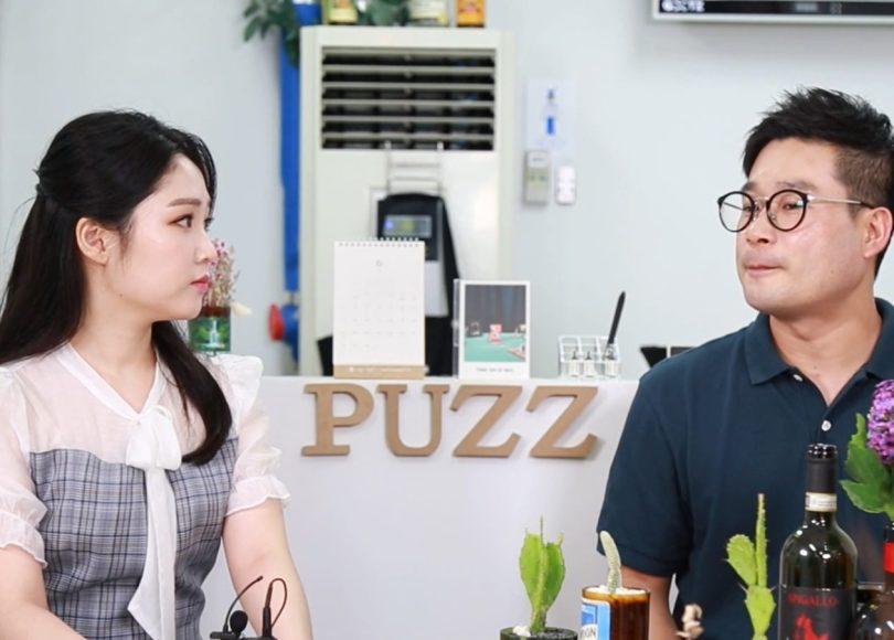 Introducing buzzTHEPUZZ, an upcycling company from S.Korea