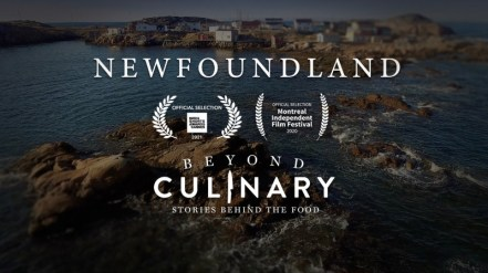 Beyond Culinary - Newfoundland