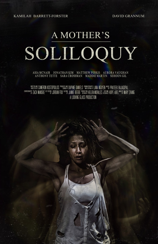 A Mother's Soliloquy