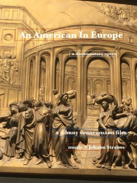 An American In Europe