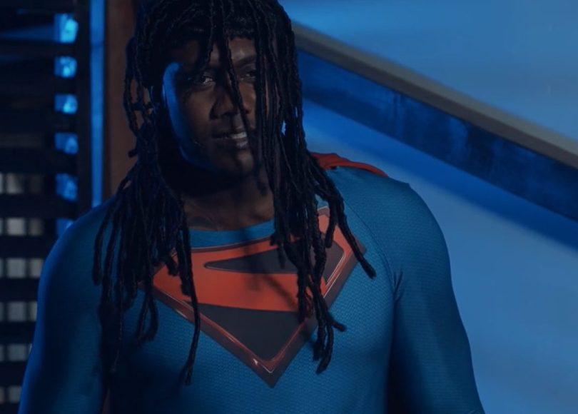The Black League of Superheroes