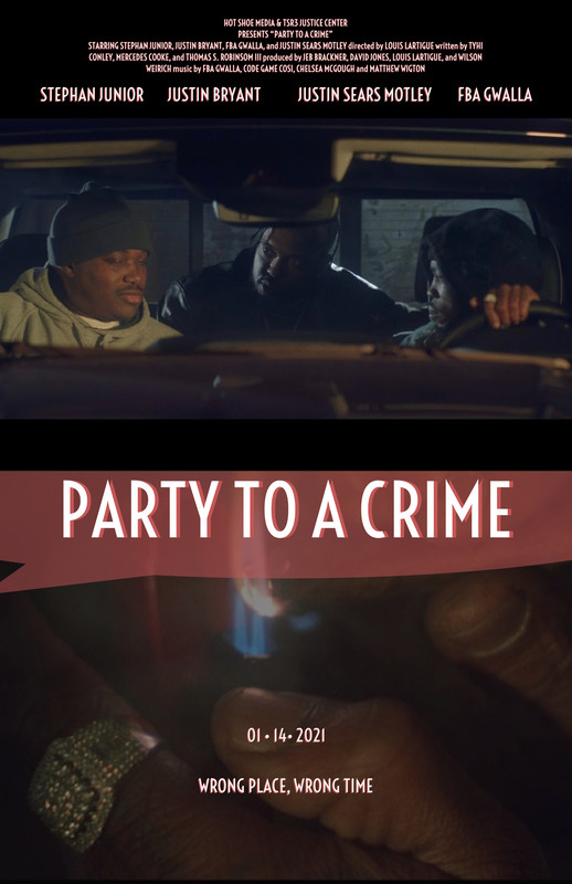 Party To A Crime